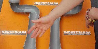 Industrialny plac zabaw