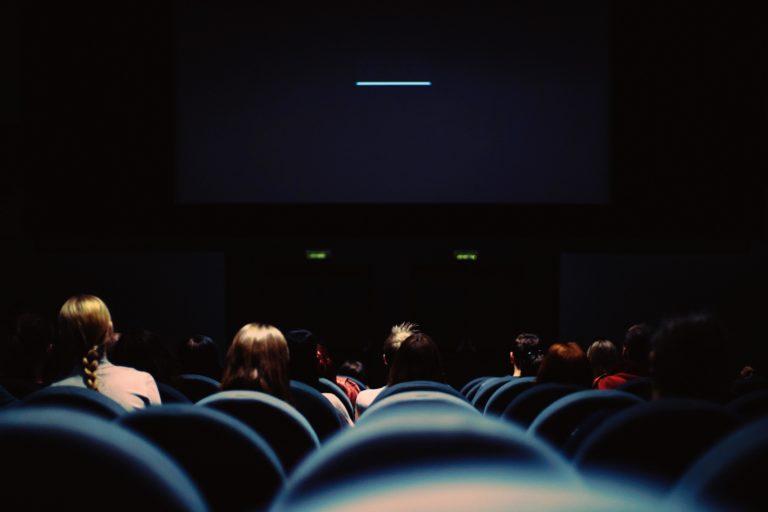 Na zdjęciu sala kinowa